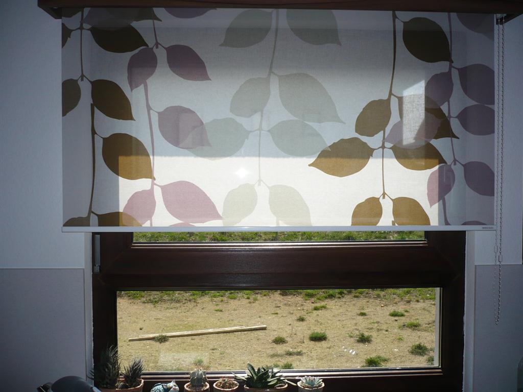 Vnitřní rolety do oken